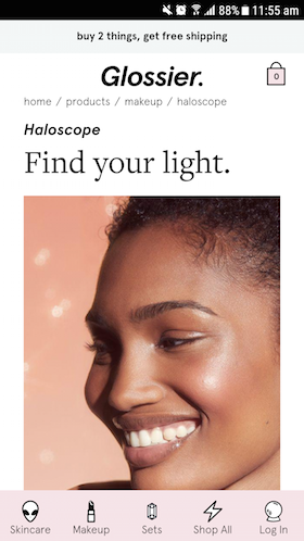 Three reasons to admire Glossier: The best online beauty