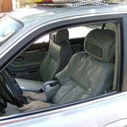 'driverless' car