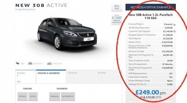 With Peugeot now selling cars online, how is retail influencing ...