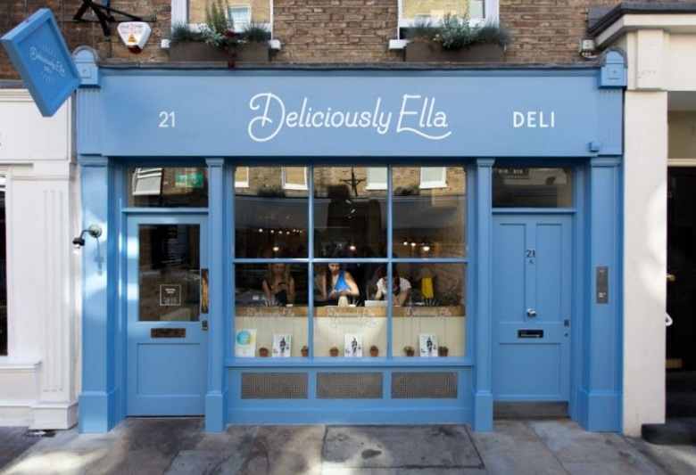 c56204df5 ... changing from the previous name of  The Mae Deli  to join the Deliciously  Ella umbrella – with the aim of making the brand name even more  recognisable.