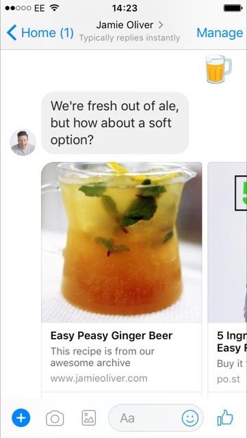 ginger ale recipe