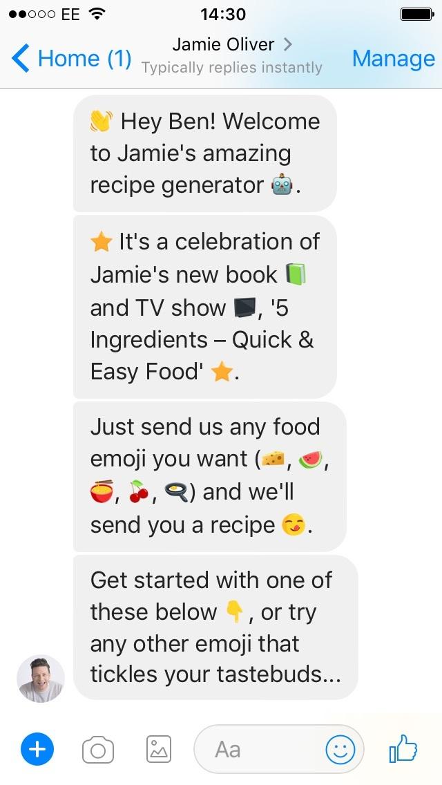 jamie chatbot