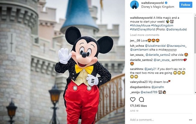 10 examples of great disney marketing campaigns