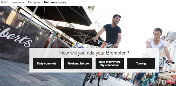 how to choose a brompton