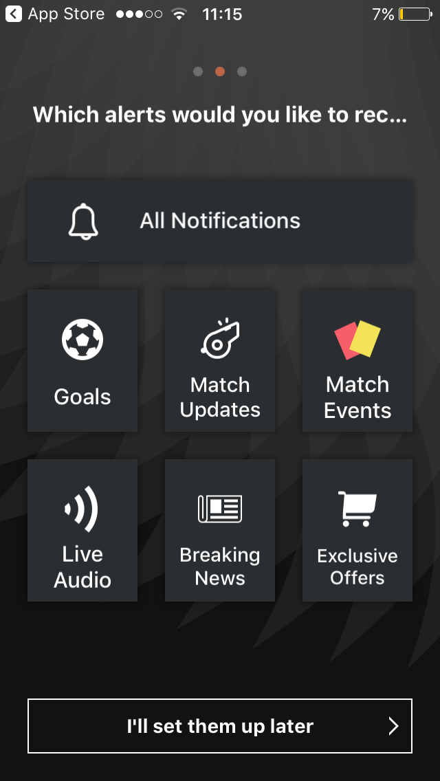 notifications swansea city