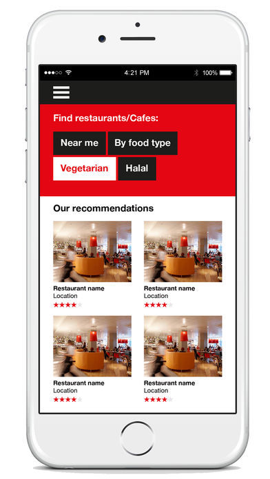 Start Me Up! time2dine, the restaurant booking app