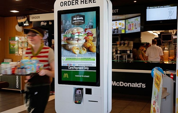 Why Do Fast Food Restaurants Have Mobile Ordering