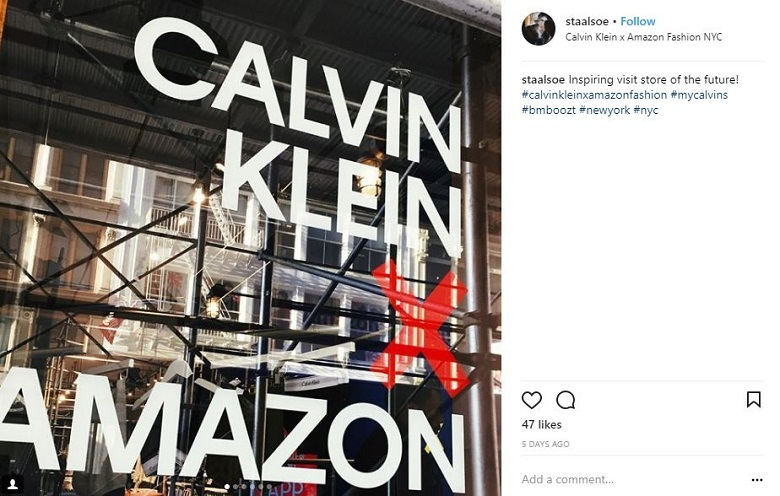 ffb4aa1c69cca Is the Calvin Klein   Amazon deal a step-change for multichannel ...
