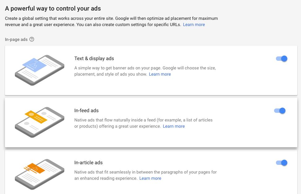 Google launches machine learning-powered AdSense ad unit