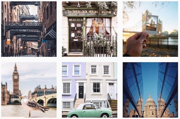 london tourism
