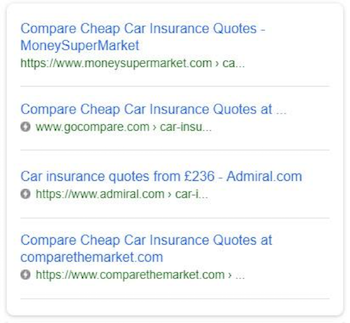 insurance amp results