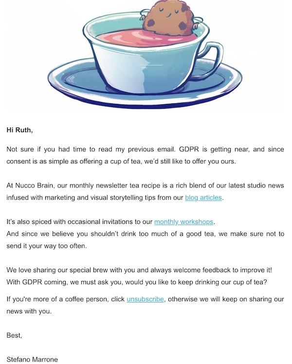 nucco brain optin email