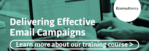 delivering effective email campaigns training