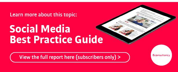 social best practice guide