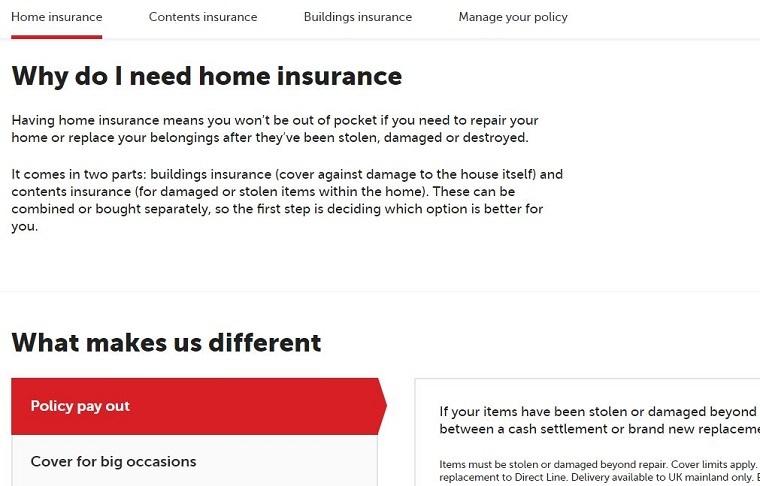 """why do i need home insurance?"""