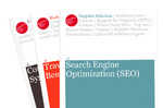 Cover for UK Search Engine Marketing Report 2007