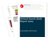 Cover for Vertical Search B2B Report