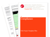 Cover for Compliance - Web Project Template Files