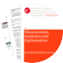 Cover for Measurement, Analytics and Optimisation Briefing - October 2008