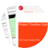 Cover for Project Timeline (Agile) - Web Project Template Files