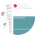 Cover for Paid Search Briefing - October 2008