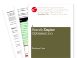 Cover for SEM: Search Engine Optimisation (SEO) Business Case