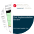 Cover for Post Implementation Review - Web Project Template Files