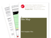 Cover for Site Map - Web Template Files