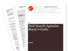 Cover for Paid Search Agencies Buyer's Guide 2009