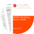Cover for Mobile Marketing Buyer's Guide