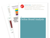 Cover for Online Brand Analysis - Digital Marketing Template Files