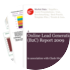 Cover for Online Lead Generation Report (B2C) 2009