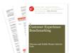 Cover for Customer Experience Benchmarking: Telecoms and Mobile Phones: Selector Tools