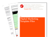 Cover for Digital Marketing Template Files