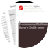 Cover for E-commerce Platforms Buyer's Guide 2010