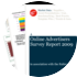 Cover for Online Advertising Survey 2009