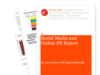 Cover for Social Media and Online PR Report 2009