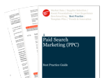 Cover for Paid Search Marketing (PPC) - Best Practice Guide 2008