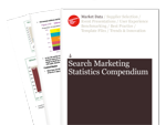 Cover for Search Marketing Statistics