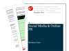 Cover for Social Media & Online PR Business Case