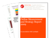 Cover for Online Measurement and Strategy Report 2009