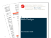 Cover for Web Design Best Practice Guide
