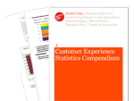 Cover for Customer Experience & Engagement Statistics
