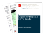 Cover for Request For Proposals (RFPs) Bundle