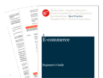 Cover for E-commerce: A Beginner's Guide