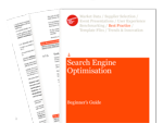 Cover for Search Engine Optimisation (SEO): A Beginner's Guide