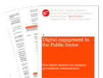 Cover for Digital Engagement in the Public Sector