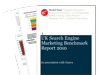 Cover for UK Search Engine Marketing Benchmark Report 2010