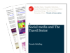 Cover for Social Media and the Travel Sector: Trends briefing
