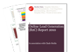 Cover for Online Lead Generation Report 2010 (B2C)